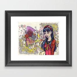 Yukiko Framed Art Print