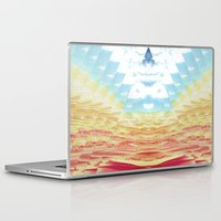 oasis Laptop & iPad Skins featuring Oasis by Tony Gaglio
