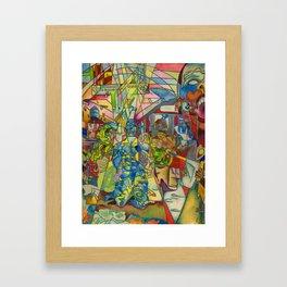 http://society6.com/maiico?promo=f1a1c6 Framed Art Print