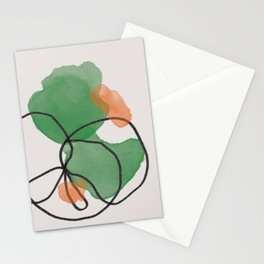 Water Lillies Stationery Cards