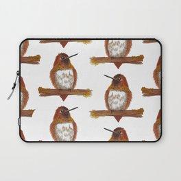 Rufous Hummingbird Laptop Sleeve