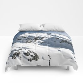 Vertex Mountains Comforters