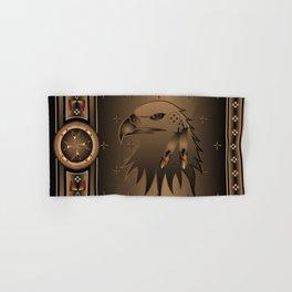 Eagle Nation Hand & Bath Towel