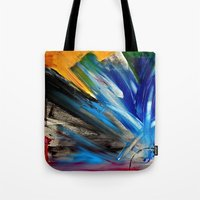 focus Tote Bags featuring Focus by RvHART
