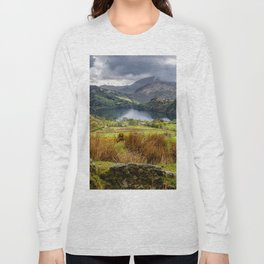 Nant Gwynant Snowdonia Long Sleeve T-shirt