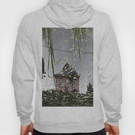 Suzdal, Russia. House Reflection Hoody