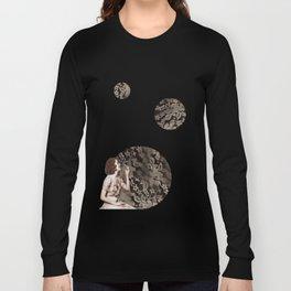 Lace Bubbles Long Sleeve T-shirt
