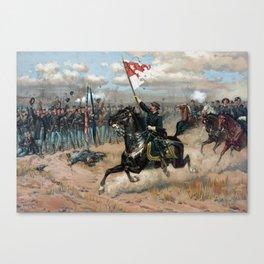 Sheridan's Ride -- Civil War Canvas Print