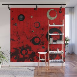 Clouded Vision Wall Mural