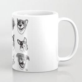 Pups Coffee Mug