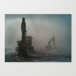 Ottawa, 2013 Canvas Print