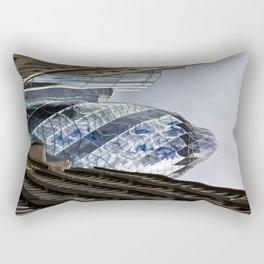 The Gherkin Melting Rectangular Pillow