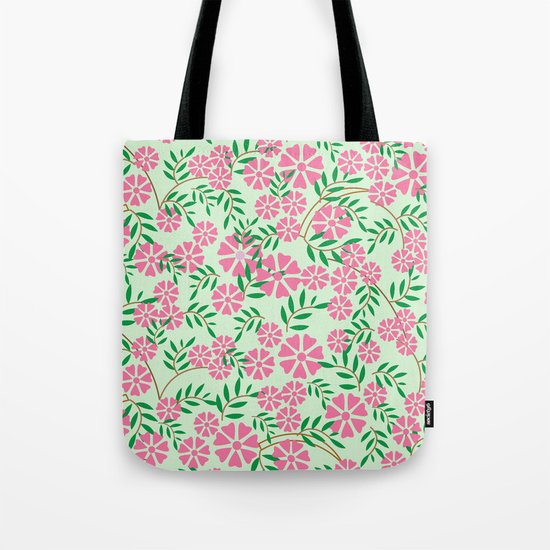 tas.flower Tote Bag
