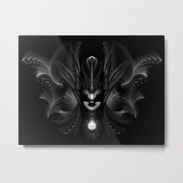 Taidushan Sai Emerald Empress GS Wing Flare II Metal Print