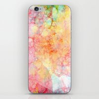 bubbles iPhone & iPod Skins featuring Bubbles by emilie