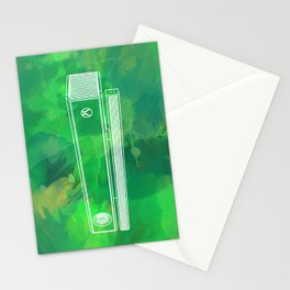 Body tracking sensor Stationery Cards