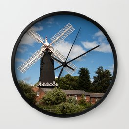 Skidby Mill Wall Clock
