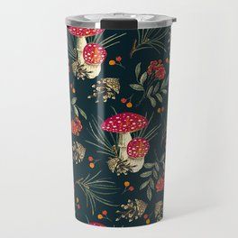 Colorful Forest 1A Travel Mug