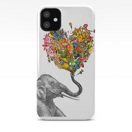 Happy Elephant  iPhone Case