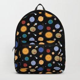 Kawaii Solar System Backpack