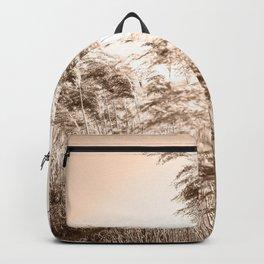 Grass Field Backpack