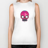 jared leto Biker Tanks featuring LETO by YourBuds