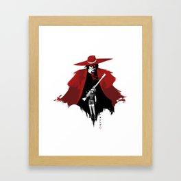 Hellsing Framed Art Print