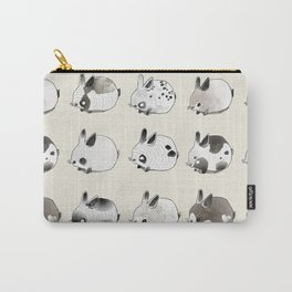 Little Bunnies Carry-All Pouch