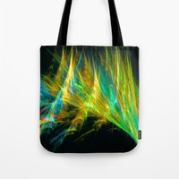 shining Tote Bags featuring Shining by Art-Motiva
