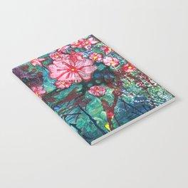 Underwater Garden Notebook