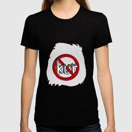 Dun Kur Bear [Don't Care Bear Brown/Grizzly] T-shirt