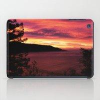 big sur iPad Cases featuring Sunset * Big Sur, California by John Lyman Photos