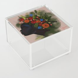 Natural Acrylic Box