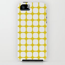 Franzen Yellow iPhone Case