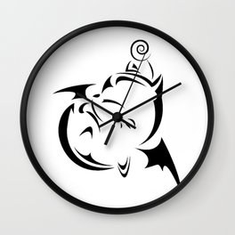 Final Fantasy VIII Wall Clock