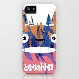 Toto Ro (Miyazaki) iPhone Case