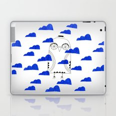 Blue Clouds Laptop & iPad Skin