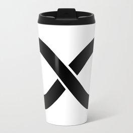 Black Infinity Travel Mug
