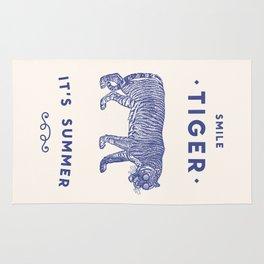 Smile Tiger, it's Summer Rug