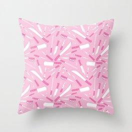 Gorgeous Knife Throw Pillow
