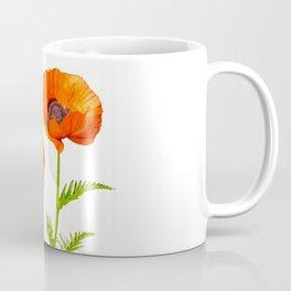 Two beautiful  poppies Coffee Mug