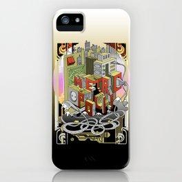 Metropolis  iPhone Case