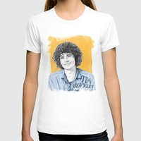 tim shumate T-shirts featuring Tim Buckley by Daniel Cash