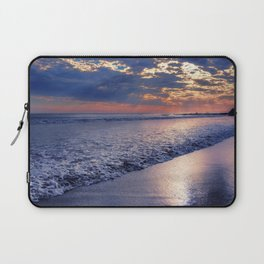 Peace of Mind Cayucos Beach Laptop Sleeve
