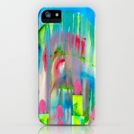 4 Penny the Pink Elephant iPhone Case