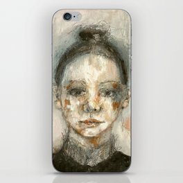 mademoiselle iPhone Skin