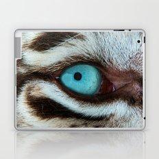 WHITE TIGER BEAUTY Laptop & iPad Skin