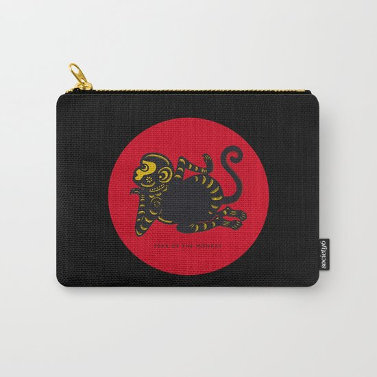 Year of the Monkey Carry-All Pouch