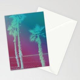 Negative Palms Stationery Cards