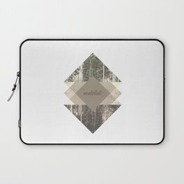 Wonderlust Laptop Sleeve